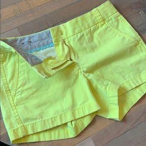 J Crew Size 2 Chino shorts